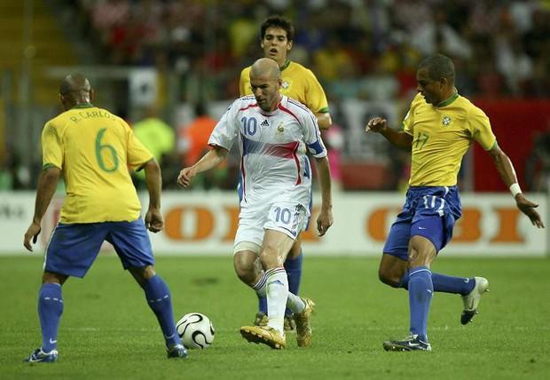 World Cup 2006: Cú thiết đầu công lịch sử chấm dứt sự nghiệp của Zidane - Ảnh 5.