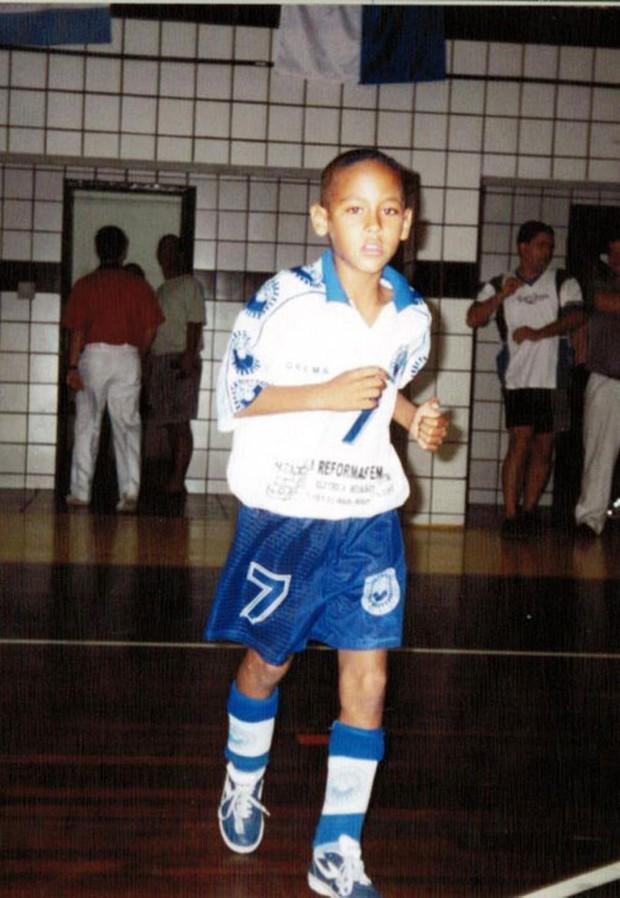 World Cup 2018: Siêu sao Neymar qua lời kể của người thầy cũ - Ảnh 5.