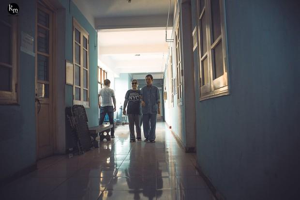 Nếu em bị mù, anh có yêu em không?: Tình yêu của cặp vợ chồng già ở Bắc Giang khiến nhiều người ngưỡng mộ - Ảnh 8.