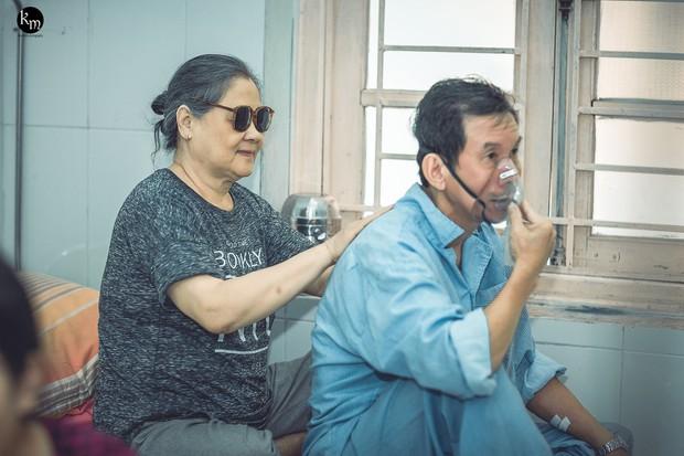 Nếu em bị mù, anh có yêu em không?: Tình yêu của cặp vợ chồng già ở Bắc Giang khiến nhiều người ngưỡng mộ - Ảnh 4.