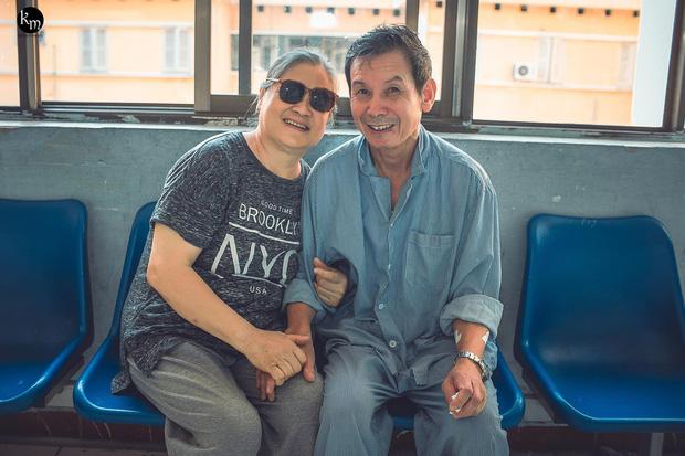 Nếu em bị mù, anh có yêu em không?: Tình yêu của cặp vợ chồng già ở Bắc Giang khiến nhiều người ngưỡng mộ - Ảnh 2.