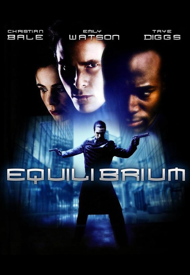 Thế giới Equilibrium - Nơi tự do cảm xúc bị xóa sổ dưới tay chàng Christian Bale - Ảnh 1.