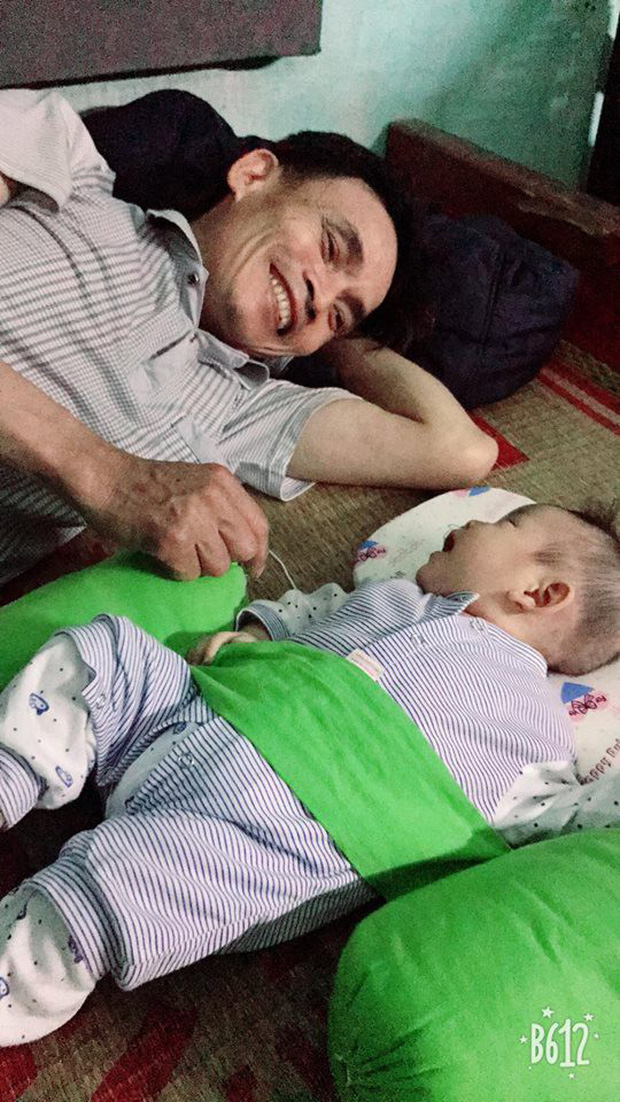Có một niềm hạnh phúc mang tên ông ngoại, con gái về ở cữ không phải động tay việc gì, chăm cháu khéo hơn cả mẹ - Ảnh 3.