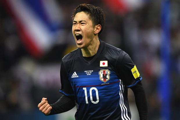 Kagawa tỏa sáng mang về chiến thắng cho Nhật Bản trước giờ sang Nga - Ảnh 4.