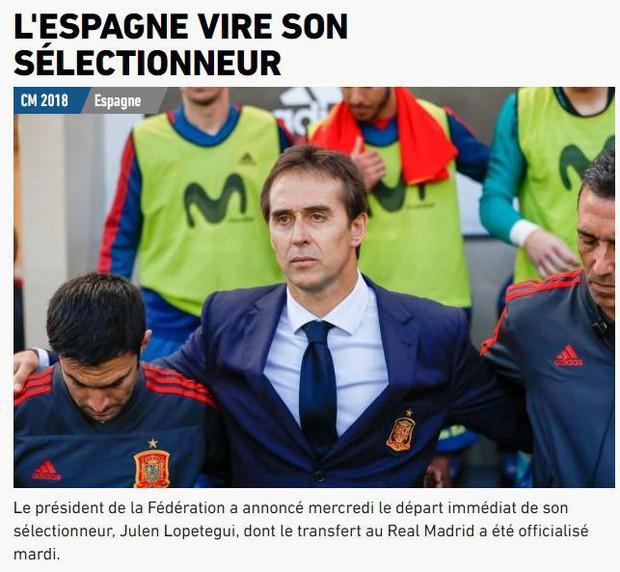 Nội chiến giữa cầu thủ Barca và Real khiến HLV Tây Ban Nha bị sa thải? - Ảnh 3.
