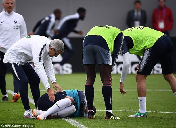 World Cup 2018: Đội tuyển Pháp và Anh cùng đón nhận hung tin - Ảnh 2.
