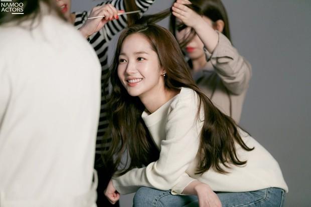 Ảnh hậu trường đẹp khó tin của đệ nhất dao kéo Park Min Young: Đẳng cấp còn hơn cả thần tiên tỉ tỉ - Ảnh 20.