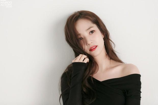 Ảnh hậu trường đẹp khó tin của đệ nhất dao kéo Park Min Young: Đẳng cấp còn hơn cả thần tiên tỉ tỉ - Ảnh 10.