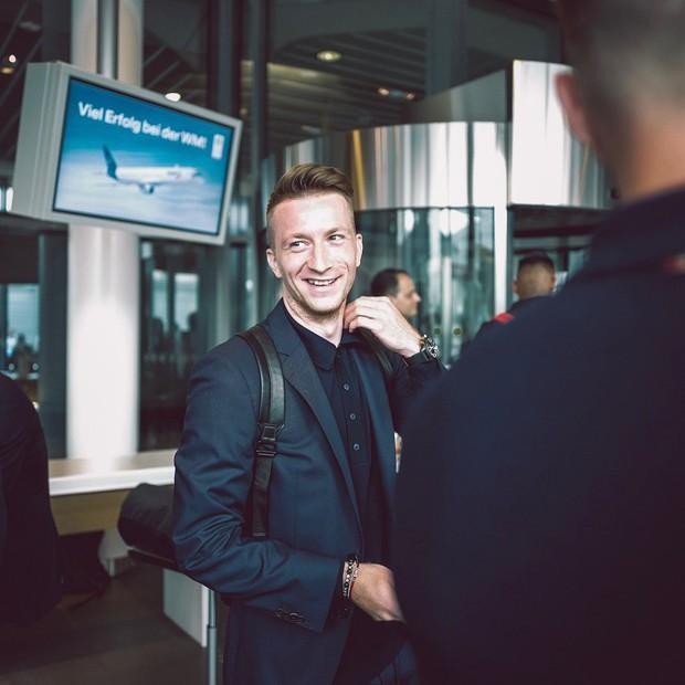 World Cup 2018: Reus, Neuer và dàn trai đẹp tuyển Đức đã đến Nga - Ảnh 6.