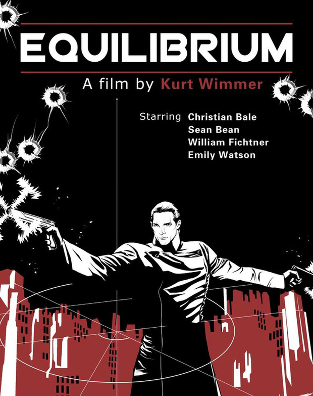 Thế giới Equilibrium - Nơi tự do cảm xúc bị xóa sổ dưới tay chàng Christian Bale - Ảnh 2.