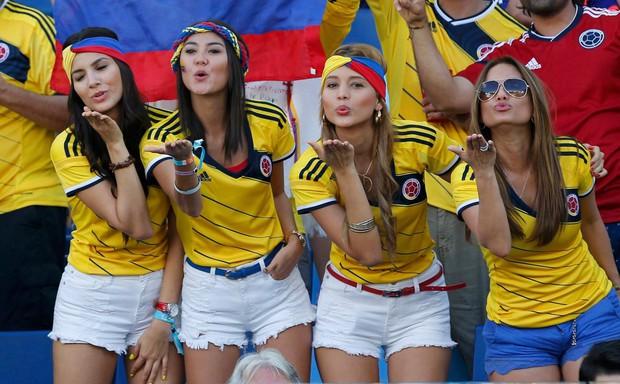 Hàn Quốc và những quốc gia có fan nữ nóng bỏng và cuồng nhiệt nhất World Cup - Ảnh 9.