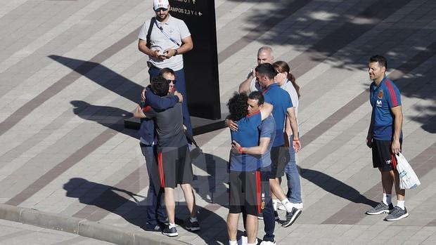 Tại World Cup 2018, Tây Ban Nha có buổi tập đầu tiên sau sa thải HLV - Ảnh 7.