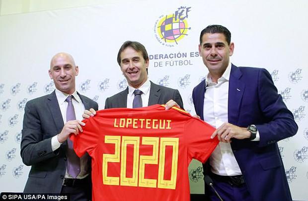 Tại World Cup 2018, Tây Ban Nha có buổi tập đầu tiên sau sa thải HLV - Ảnh 5.