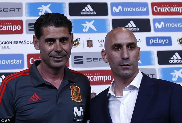 Tại World Cup 2018, Tây Ban Nha có buổi tập đầu tiên sau sa thải HLV - Ảnh 6.