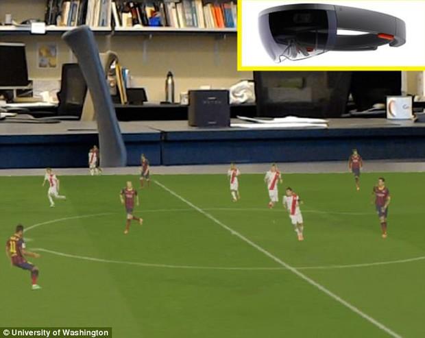 Cả thế giới sẽ cảm thấy rất phấn khích nếu được xem World Cup bằng công nghệ này - Ảnh 3.