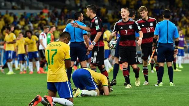 """Neymar: """"Brazil sẽ đòi Đức trả lại món nợ 4 năm trước"""" - Ảnh 1."""
