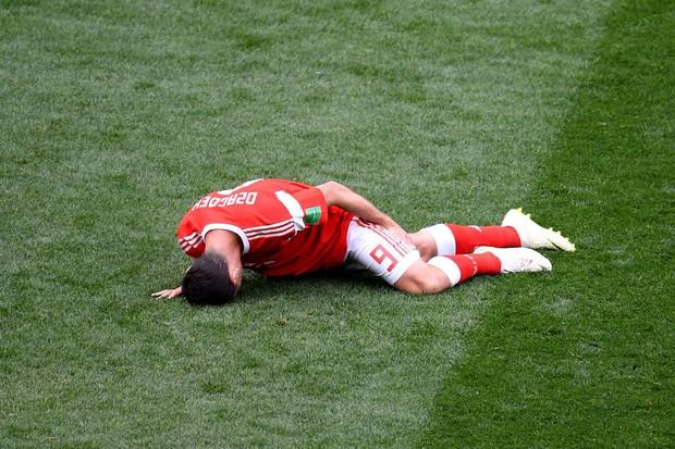 Trai đẹp Golovin tỏa sáng, giúp Nga thắng đậm trận khai màn World Cup 2018 - Ảnh 5.