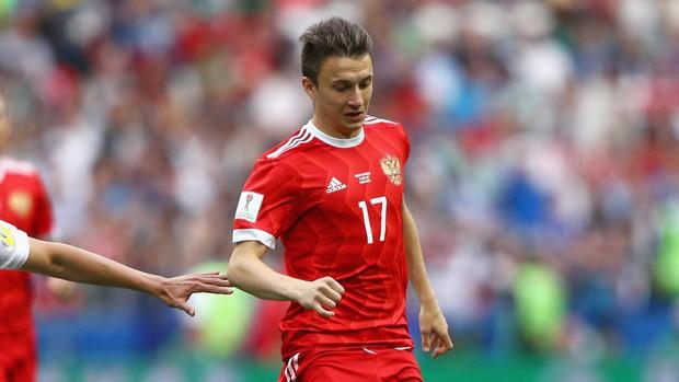 Trai đẹp Golovin tỏa sáng, giúp Nga thắng đậm trận khai màn World Cup 2018 - Ảnh 9.