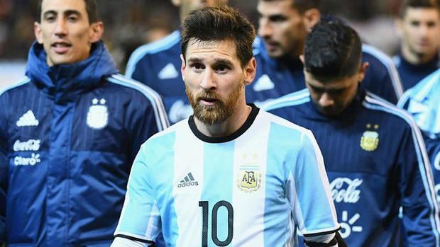 World Cup 2018: Argentina của Messi là đội tuyển già nhất - Ảnh 2.