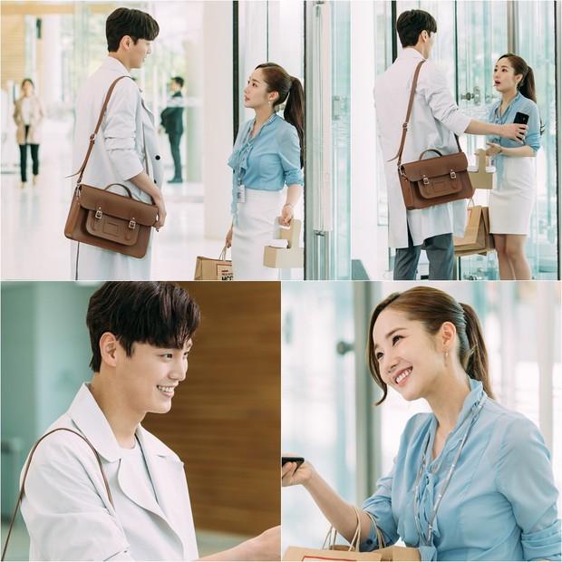 10 lần trai tân Park Seo Joon sang chấn tinh thần vì thư ký Kim, ai xem cũng bấn loạn - Ảnh 17.