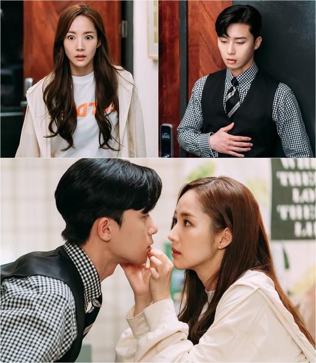 10 lần trai tân Park Seo Joon sang chấn tinh thần vì thư ký Kim, ai xem cũng bấn loạn - Ảnh 18.