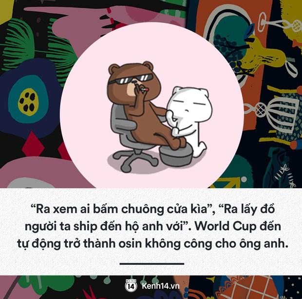 World Cup 2018 đến, bạn đã sẵn sàng đối mặt với những điều này? - Ảnh 5.