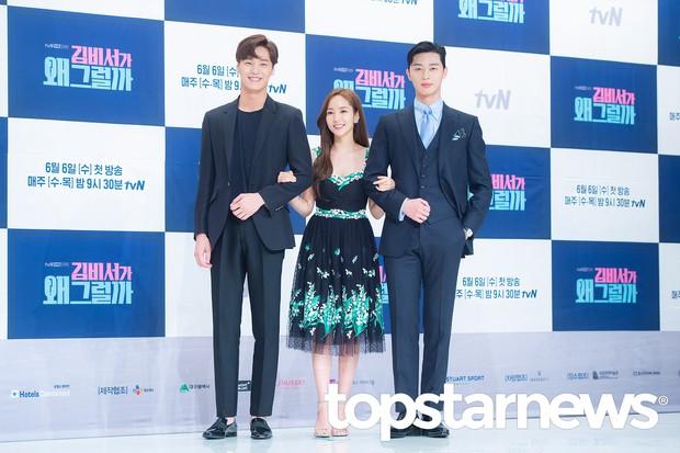 Ai cũng choáng khi biết tuổi thật của mỹ nam thủ vai anh trai Park Seo Joon trong Thư Ký Kim - Ảnh 8.
