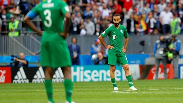 Trai đẹp Golovin tỏa sáng, giúp Nga thắng đậm trận khai màn World Cup 2018 - Ảnh 10.