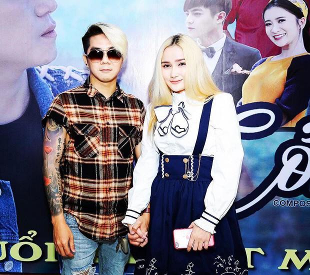 Cận cảnh nhan sắc xinh đẹp của bạn gái Khánh Đơn sau khi chia tay Lương Bích Hữu - Ảnh 2.