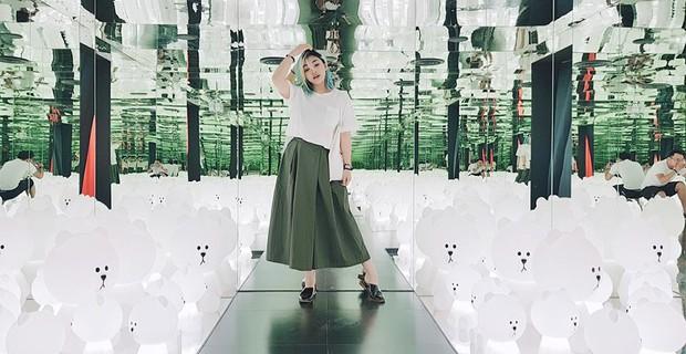 Siêu hot: Line Village mới toanh rộng 4 tầng ở Bangkok, chỉ cần đứng vào là có ảnh đẹp! - Ảnh 2.