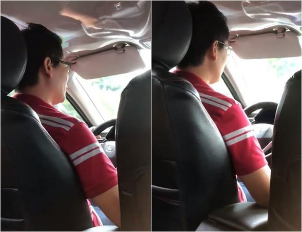 Tài xế Grab mắng khách lên xe không chào lên tiếng: Mình đã chào, đã mời chị ấy ra rồi mà lên xe chị thở phào rồi nằm ra! - Ảnh 2.