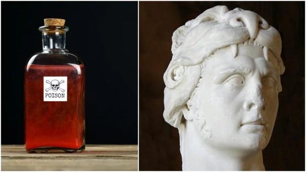 Vị vua La Mã nhọ nhất hành tinh: cố tình kết liễu đời mình bằng thuốc độc nhưng cơ thể lại kháng độc - Ảnh 1.