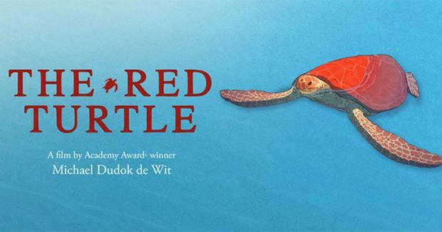 """The Red Turtle – Có một mối tình kỳ lạ mang tên """"con người và thiên nhiên"""" - Ảnh 1."""