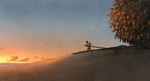 """The Red Turtle – Có một mối tình kỳ lạ mang tên """"con người và thiên nhiên"""" - Ảnh 3."""