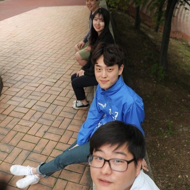 Hàn Quốc: Một thanh niên 9x mới đắc cử đại biểu hội đồng thành phố Yongin, vấn đề là anh đẹp trai như thần tượng Kpop vậy! - Ảnh 7.