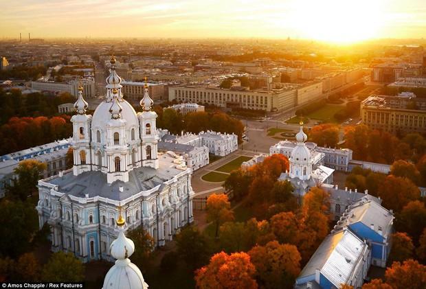 Nước Nga đẹp đến nao lòng như này bảo sao du học sinh Việt về nước rồi vẫn cứ vấn vương - Ảnh 10.
