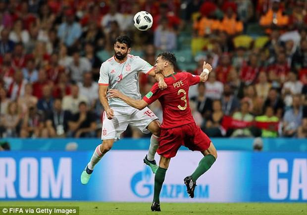Bồ Đào Nha 3-3 Tây Ban Nha: Cả thế giới ngả mũ thán phục Ronaldo - Ảnh 5.