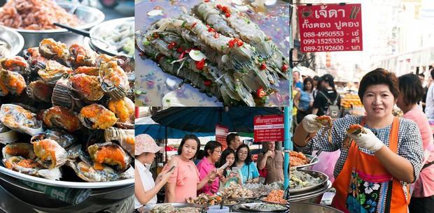 Đừng nghĩ chỉ Nhật mới có đồ ăn dị bởi Thái Lan ngay sát Việt Nam còn có những món siêu dị hơn nhiều lần - Ảnh 3.