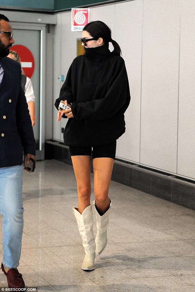 Thiếu photoshop, vòng eo và đôi chân của Kendall - Bella có còn đẹp xuất sắc như ảnh tạp chí? - Ảnh 3.
