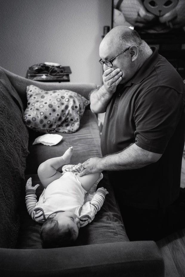 Chùm ảnh: Khi các ông bố yêu con, thì tình yêu ấy sẽ có hình dáng như thế này - Ảnh 22.