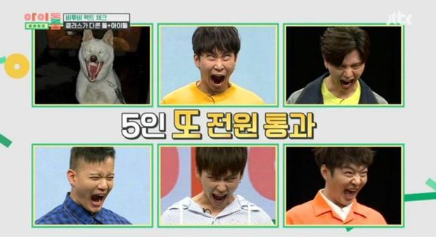 Không hổ danh nhóm nhạc bựa nhất Kpop, BtoB thi xem ai làm mặt giống... cún nhất - Ảnh 3.