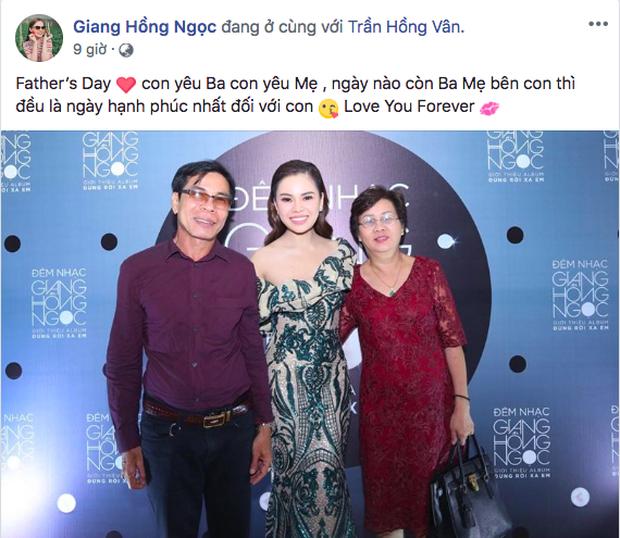 Anh em Quốc Cơ - Quốc Nghiệp cùng dàn sao Việt xúc động chia sẻ tâm sự nhân Ngày của cha - Ảnh 6.