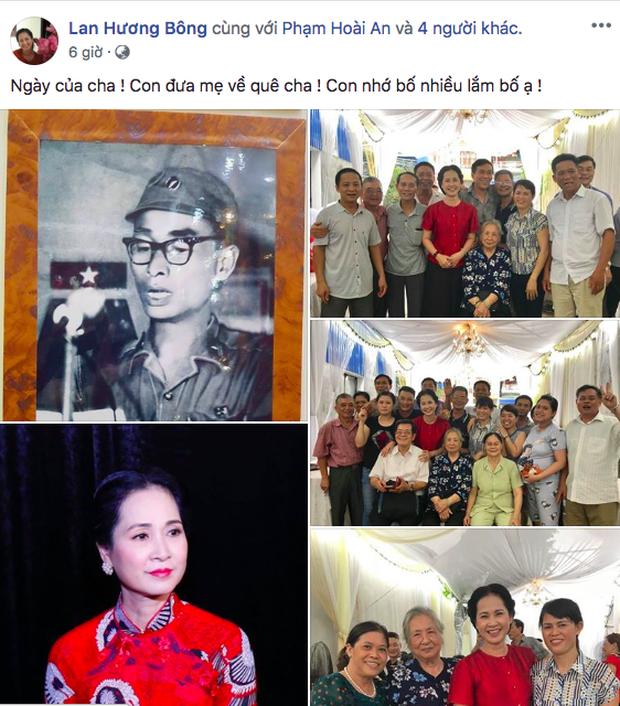 Anh em Quốc Cơ - Quốc Nghiệp cùng dàn sao Việt xúc động chia sẻ tâm sự nhân Ngày của cha - Ảnh 1.