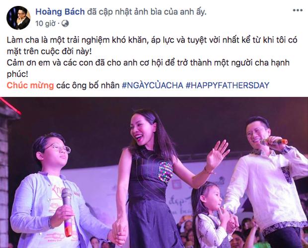 Anh em Quốc Cơ - Quốc Nghiệp cùng dàn sao Việt xúc động chia sẻ tâm sự nhân Ngày của cha - Ảnh 7.