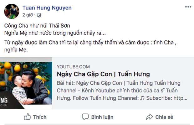 Anh em Quốc Cơ - Quốc Nghiệp cùng dàn sao Việt xúc động chia sẻ tâm sự nhân Ngày của cha - Ảnh 5.