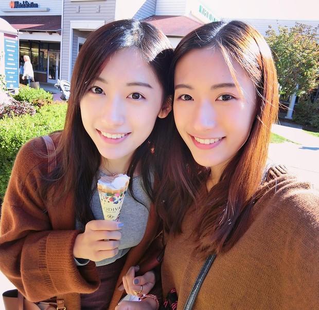 Xinh như hotgirl lại tốt nghiệp thạc sĩ Harvard chỉ trong 1 năm, cặp chị em sinh đôi này đang khiến hàng triệu người ngưỡng mộ - Ảnh 7.