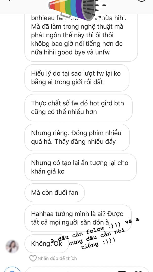 Bị fan bình luận hết thần tượng anh từ đây, Bình An đáp lại anh không cần fan phong trào như em, next! - Ảnh 3.