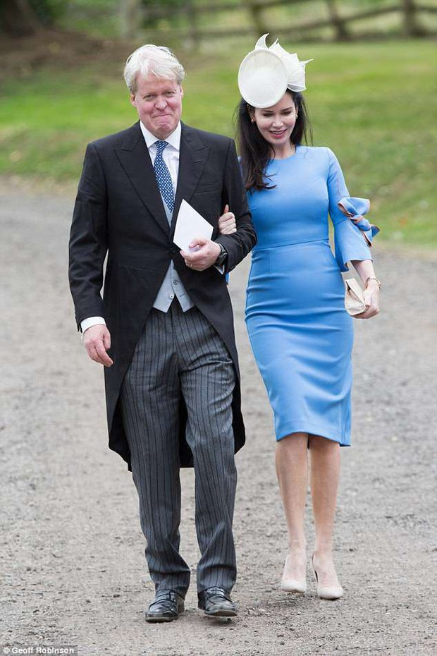 Đám cưới đặc biệt nhất hôm nay: cô dâu đeo vương miện của công nương Diana, Meghan Markle diện váy hơn trăm triệu tham dự - Ảnh 11.