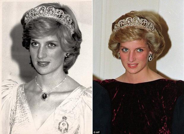 Đám cưới đặc biệt nhất hôm nay: cô dâu đeo vương miện của công nương Diana, Meghan Markle diện váy hơn trăm triệu tham dự - Ảnh 4.
