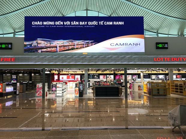 Cận cảnh Nhà ga quốc tế Cam Ranh thông minh và hiện đại nhất Việt Nam trị giá gần 4.000 tỷ đồng - Ảnh 2.